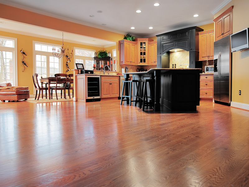 Raleigh 39 s hardwood and laminate flooring specialist for Laminate floor coverings for kitchens